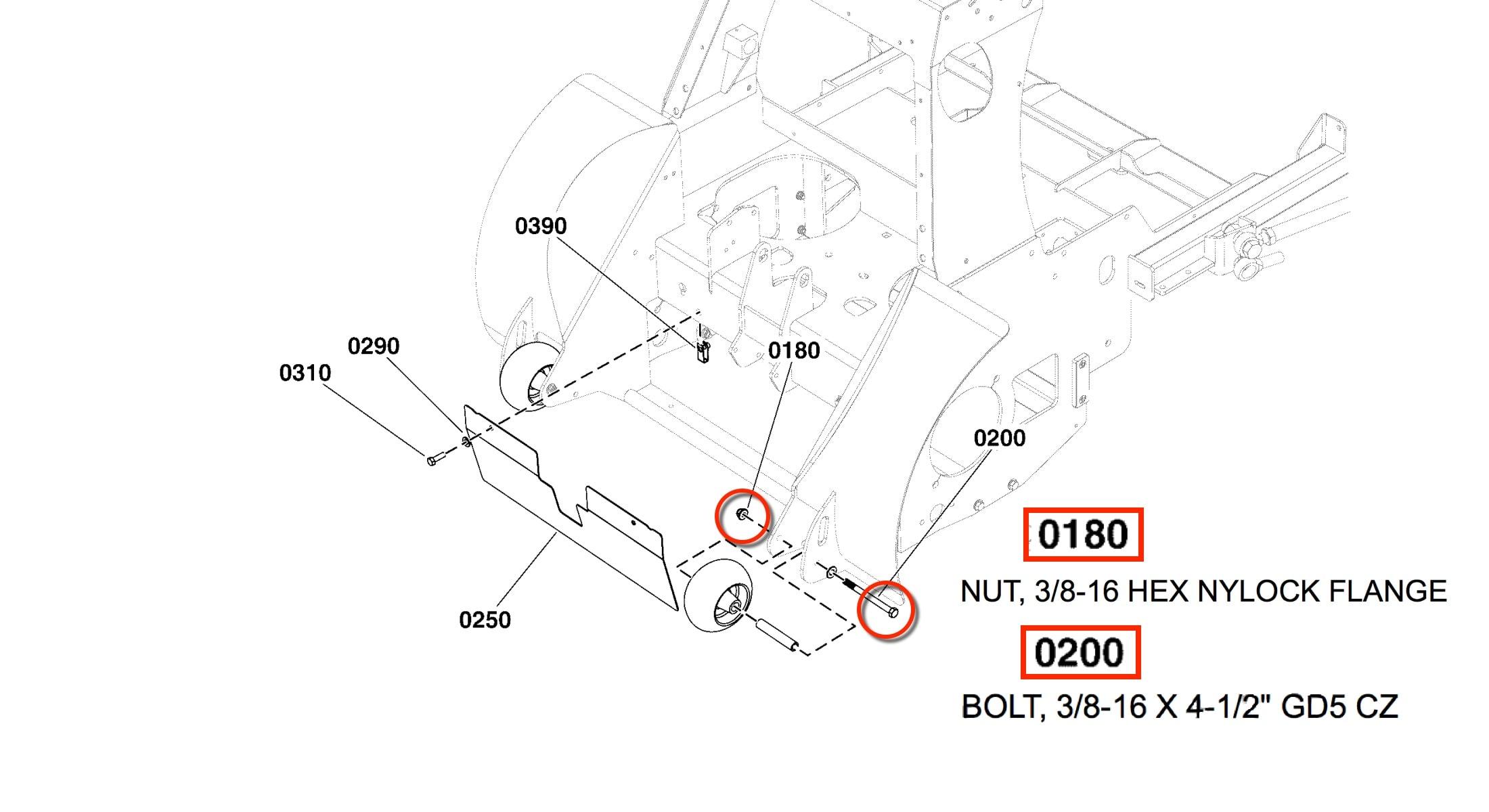 CheckMate™ Lawn Striper for Ferris SRS Z3X
