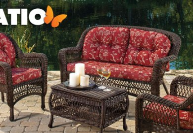Patio Furniture Cushions Clearance Closeout