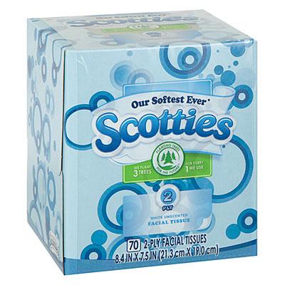 View Scotties Facial Tissue 70Count Deals at Big Lots