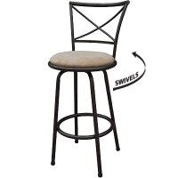 "30"" Cushioned Barstool"