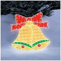 "20"" Holographic Window Christmas   Big Lots"