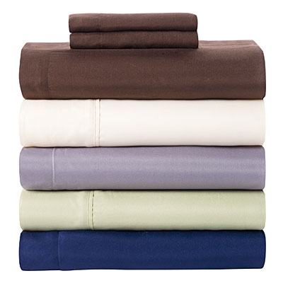 Dan River Twin Size Solid Sheet Sets