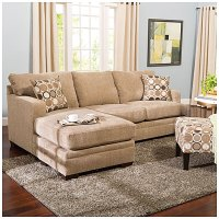 Simmons Columbia Stone Sectional