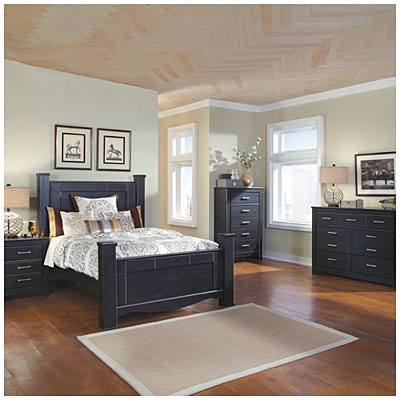 Annifern Poster Bedroom Collection  Big Lots