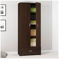 Ameriwood Storage Cabinet with Drawer | Big Lots