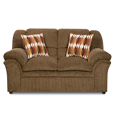 sofas and loveseats at big lots sofa bed uae simmons™ verona chocolate chenille loveseat |