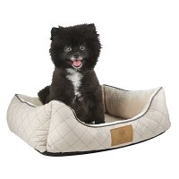 American Kennel Club Diamond Stitch Orthopedic Pet Bed ...