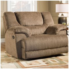 Oversized Recliner Chairs Gold's Gym Chair Simmons® Conroe Cuddle Up | Big Lots