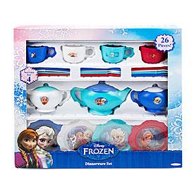 Disney Frozen Dinnerware Set