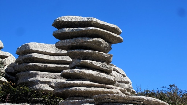 el-torcal-antequera-rock-pile