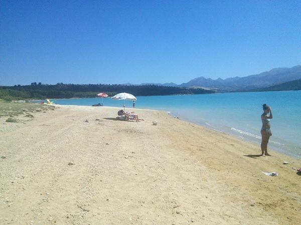 Bermejales beach