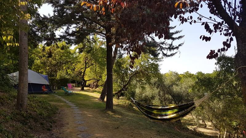 sierra cazorla camping