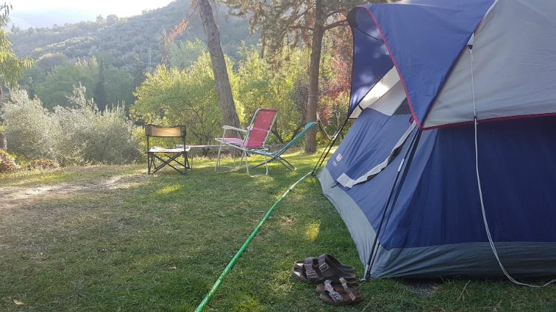 sierra cazorla family camping