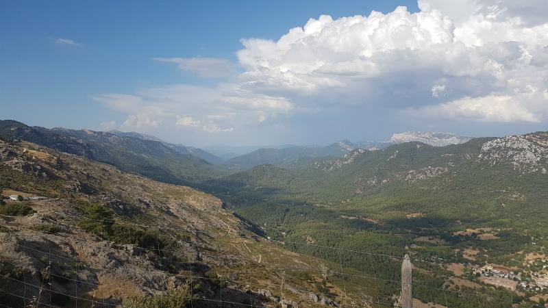 sierra cazorla national park