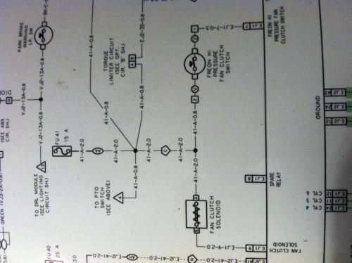 wiring diagram for peterbilt trucks car audio crossover fan clutch stays on. - engine and transmission bigmacktrucks.com