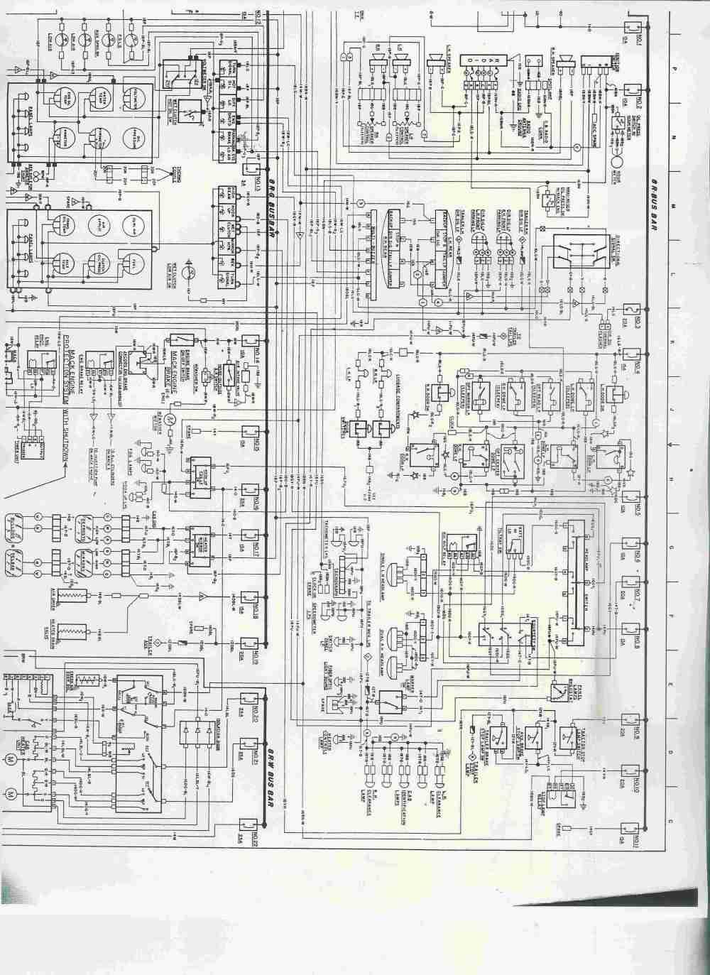 medium resolution of 2006 mack granite fuse panel 2006 free engine image for mack truck fuse diagram 2006 mack granite fuse box diagram