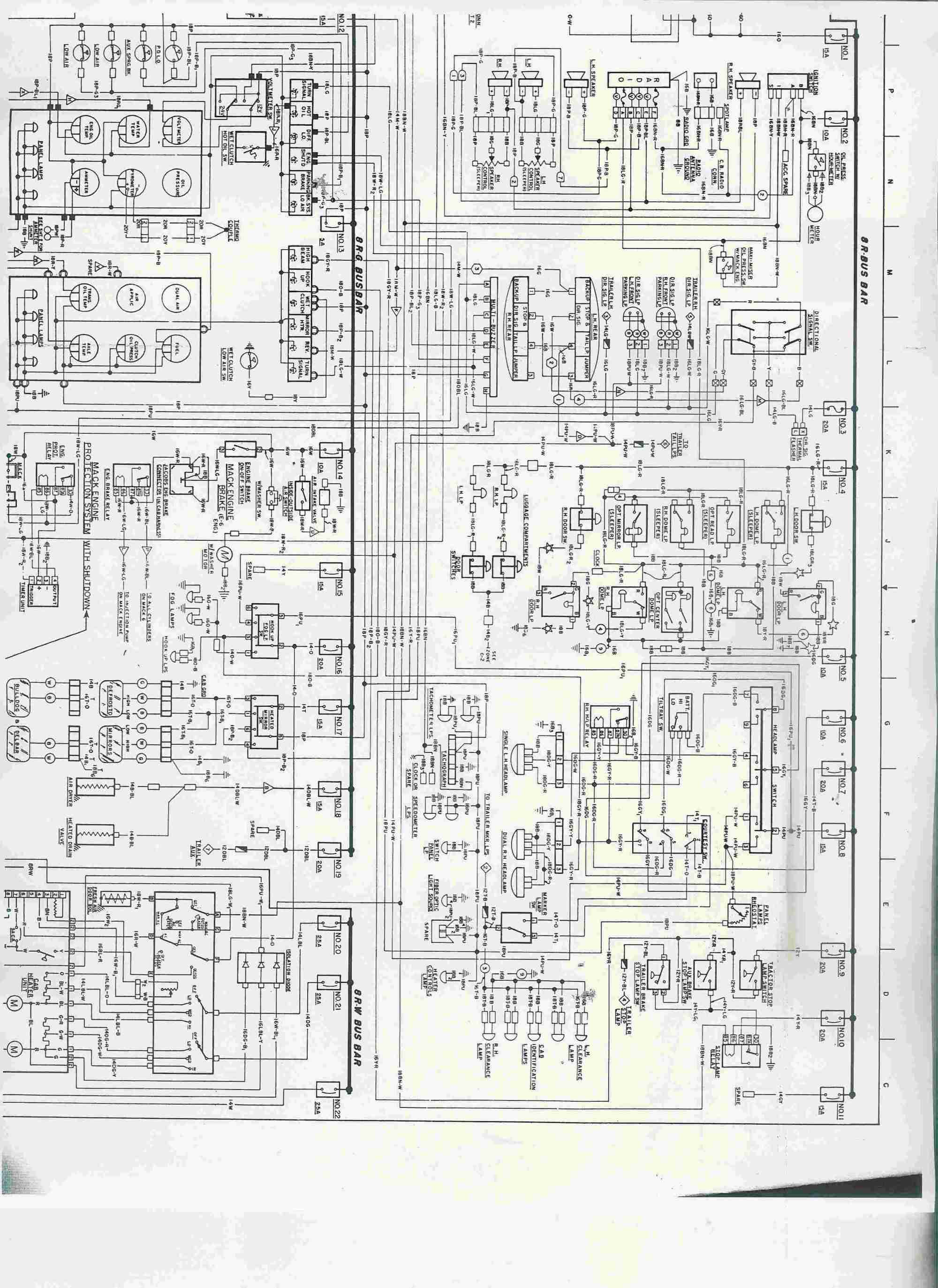 hight resolution of 2006 mack granite fuse panel 2006 free engine image for mack truck fuse diagram 2006 mack granite fuse box diagram
