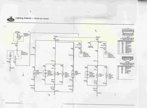 switched light wiring diagram gm radio theft lock 2008 cxu613 - electrical, electronics and lighting bigmacktrucks.com