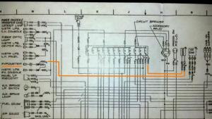 Hewitt Pyrometer wiring  Electrical, Electronics and Lighting  BigMackTrucks