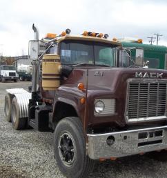 1977 mack v8 e9 r735st1010 trucks for sale [ 1600 x 1200 Pixel ]