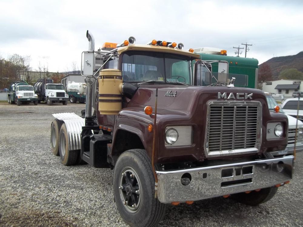 medium resolution of 1977 mack v8 e9 r735st1010 trucks for sale