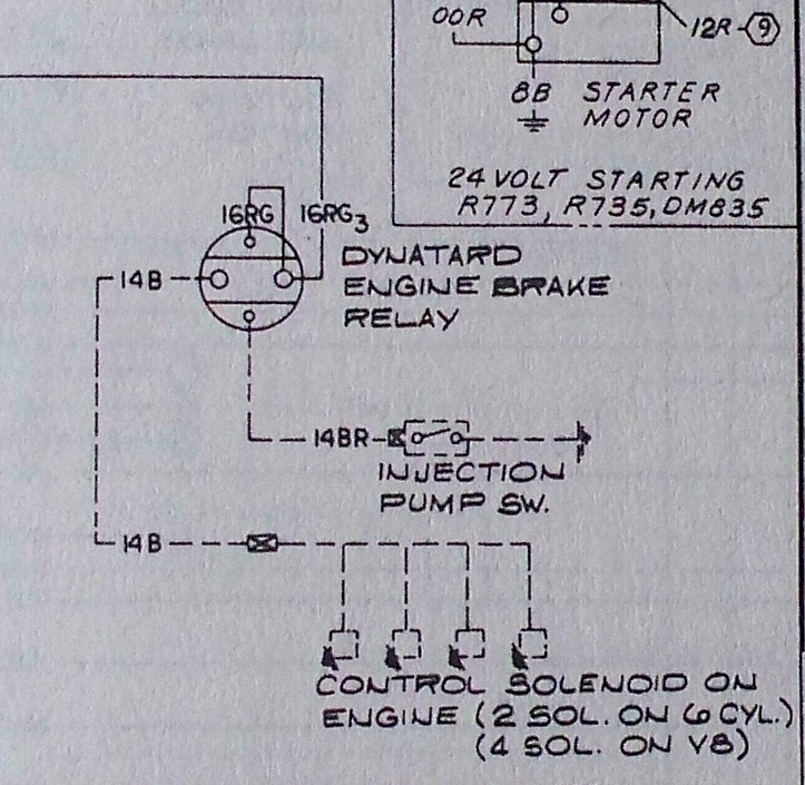 Engine Brake Wiring Diagram