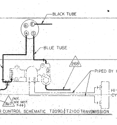 t2090 hose question engine and transmission bigmacktrucks com rh bigmacktrucks com 1995 mack truck wire diagrams mack mp7 engine coolant sensor [ 2624 x 1790 Pixel ]