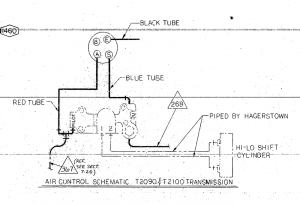 T2090 Hose Question  Engine and Transmission