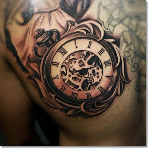 pocket-watch-tattoo-placement