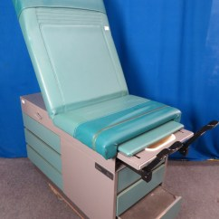 Midmark Dental Chairs Hans Wegner Replica Chair Ritter 104 Examination Table With Stirrups And