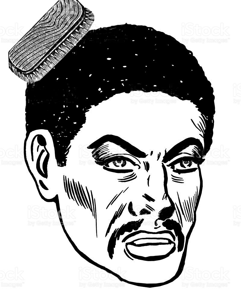 coiffer brosse