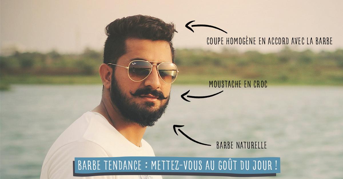 Les styles de barbe tendance en 2018 !