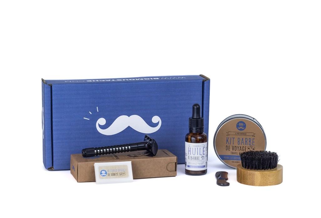 Essentiels de la barbe - Big Moustache