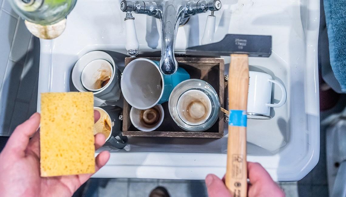 Pourquoi détester vaisselle