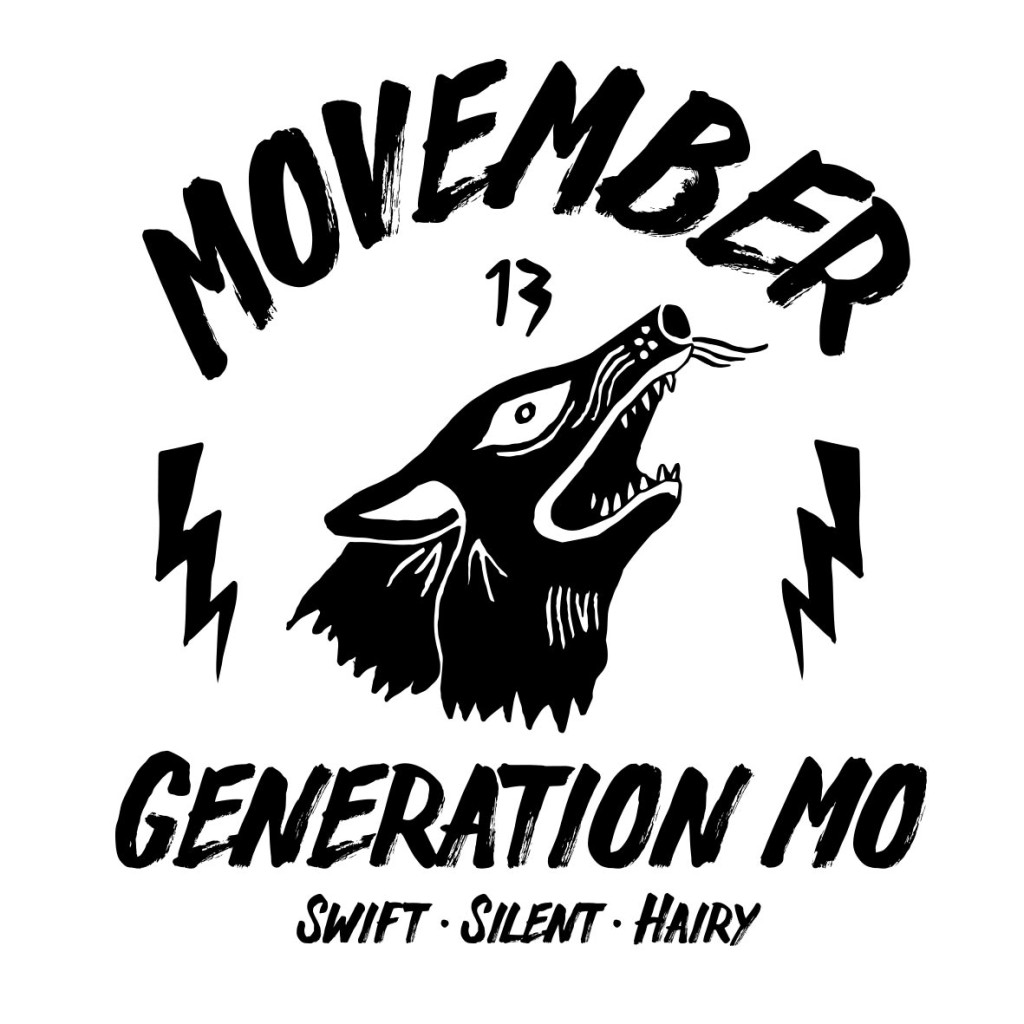 Movember: It'll Grow On You