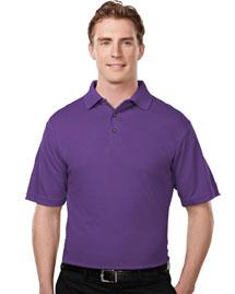Tri Mountain Micromesh Polo Golf Shirt