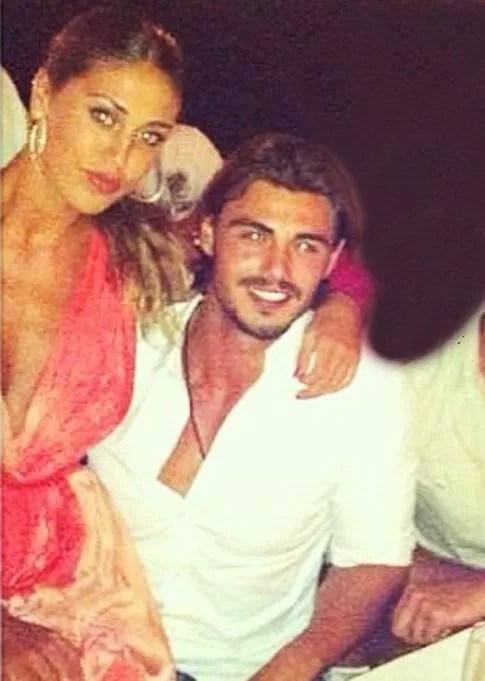 Cecilia Rodriguez e Francesco Monte il loro amore  ufficiale  Bigodino