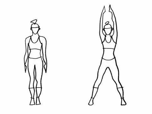 Bruciare 200 calorie in 3 minuti: 10 esercizi da fare
