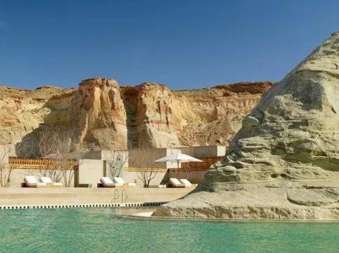 Amangiri un hotel nel deserto del Colorado  Bigodino