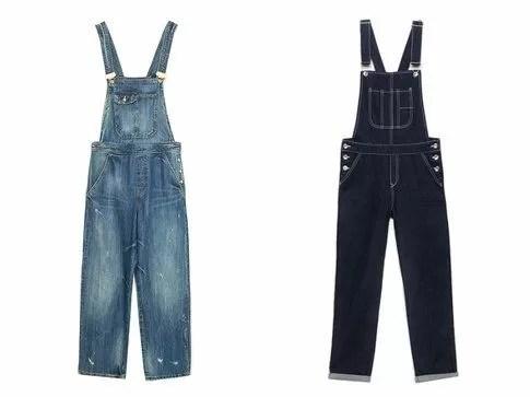 Salopette di jeans per la primaveraestate 2015  Bigodino