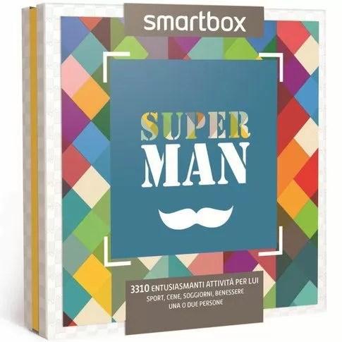 Smartbox il regalo perfetto per un pap super  Bigodino