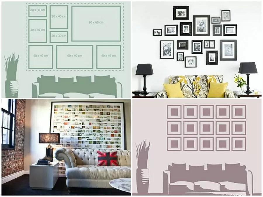 4 regole da seguire per appendere le nostre foto alle pareti di casa  Bigodino