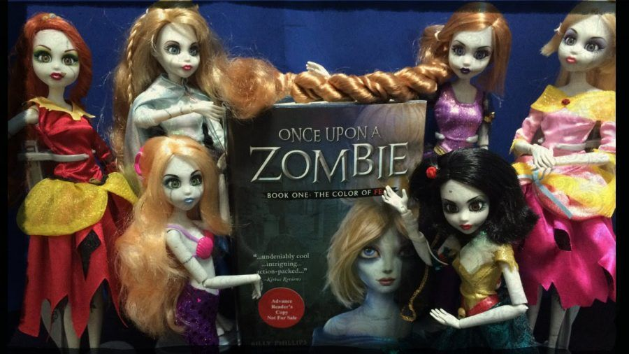 Once Upon a Zombie arriva in libreria  Bigodino