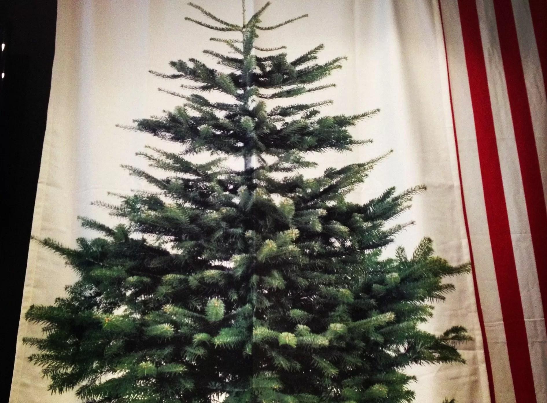 Gli Alberi Di Natale Ikea Che Si Appendono Al Muro Bigodino
