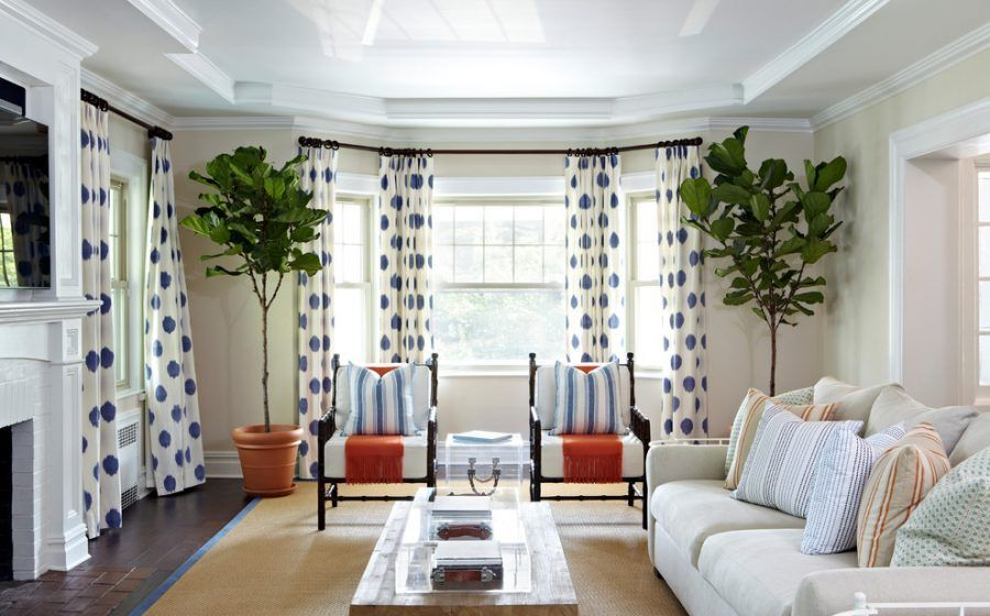 tende a pacchetto porta finestra; Tende Nuove Per La Casa Ikea E Maison Du Monde A Confronto Bigodino