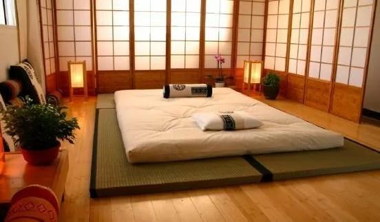 Come arredare una camera da letto giapponese low cost  Bigodino