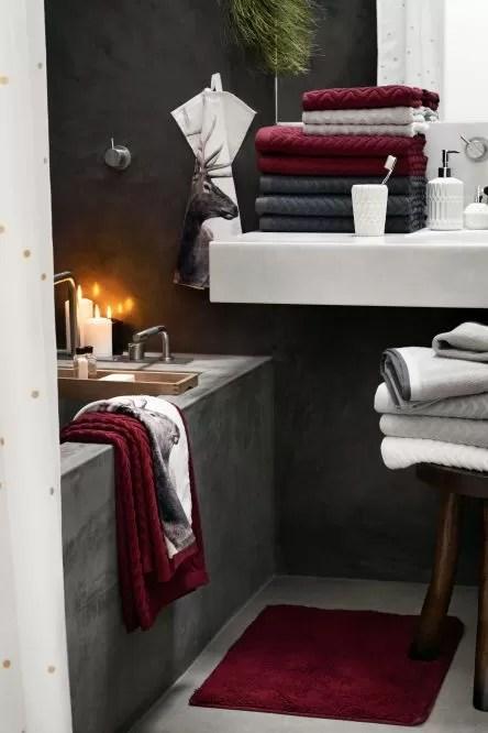 Biancheria da letto e da bagno i saldi di HM e Zara Home  Bigodino