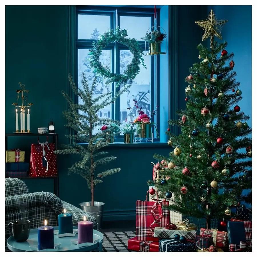 Albero Di Natale 2018 Ikea Bigodino