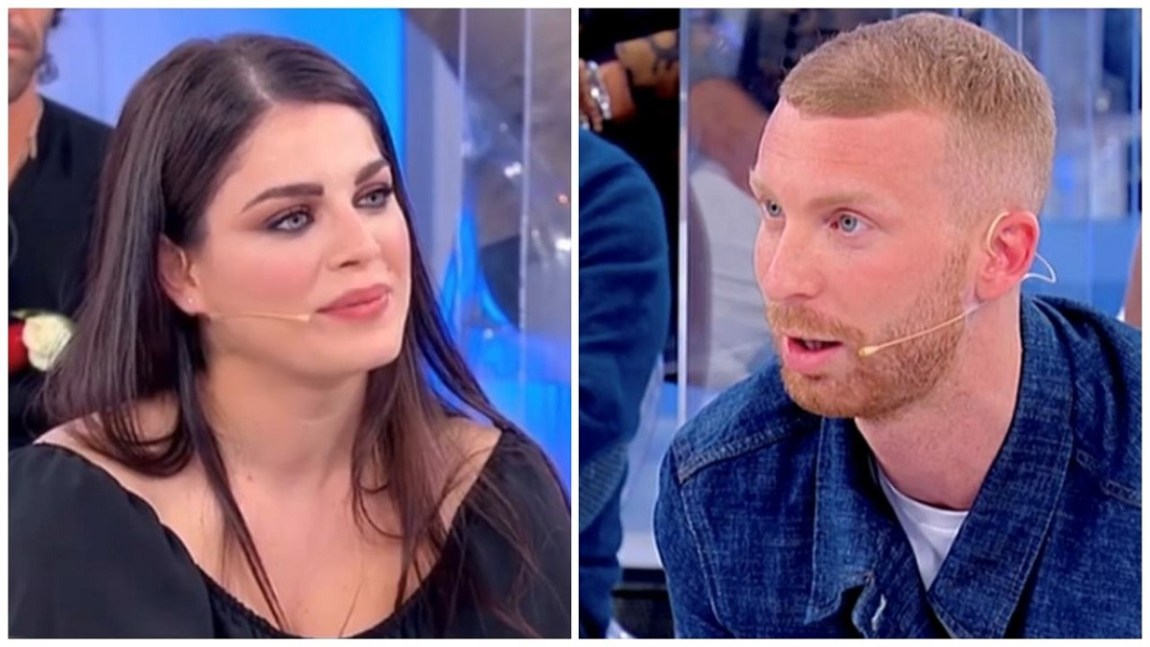 UeD: Alessio and Samatha explode against the gossip reports