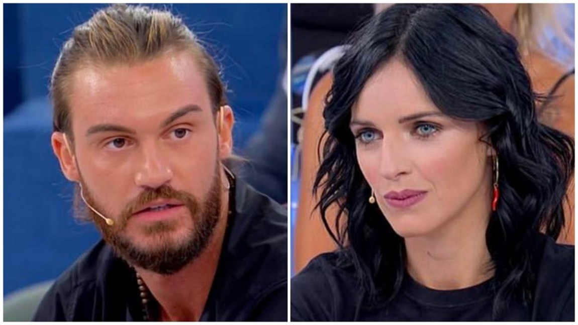 UeD: Jessica Antonini reveals the content of chats with Davide